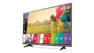 "LG 55UH605V 55"" ULTRA HD LED 4K TV - Test"