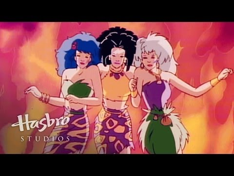 """Jem And The Holograms - """"Welcome To The Jungle"""" By The Misfits"""