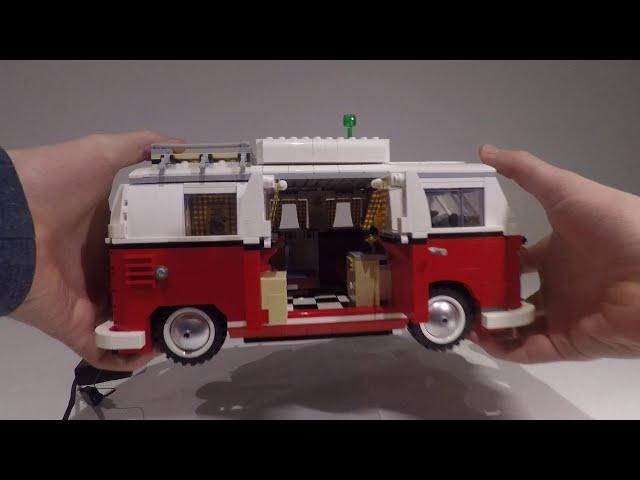 Der VW Camper(10220) von Lego