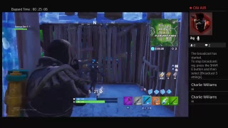 Fortnite ps4 game play #24