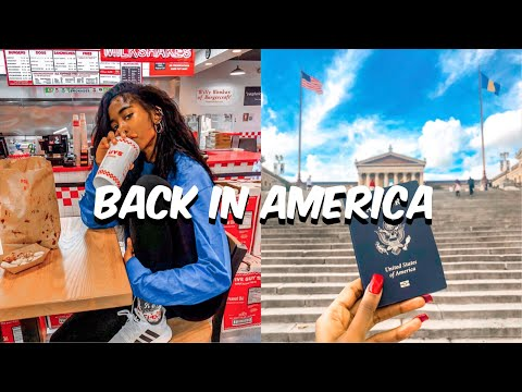 going home and saying goodbye to my travel partner   ICELAND , PHILLY , NEW YORK , TORONTO, VLOG