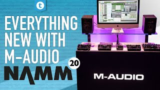 M-Audio NAMM 2020 | New AIR Series Interfaces | Thomann