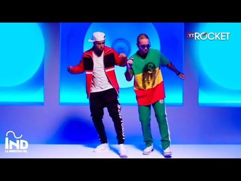 Nicky Jam x J. Balvin - X (EQUIS) | Video Oficial | Prod. Afro Bros & Jeon