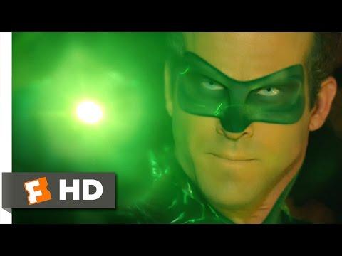 Green Lantern - Hot Wheel Helicopter Scene (6/10)   Movieclips