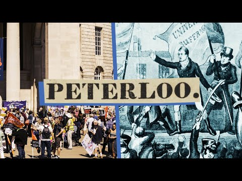 Peterloo was the massacre that led to a new democratic era