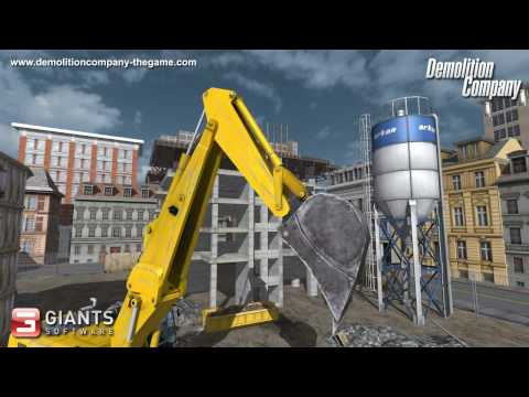 Demolition Company Trailer