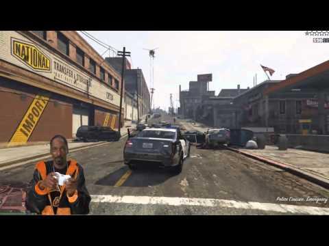 [PC] Snoop Dogg plays GTA V