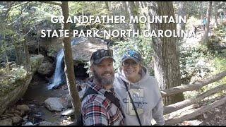 RV Campground // Grandḟather Mountain - Boone North Carolina