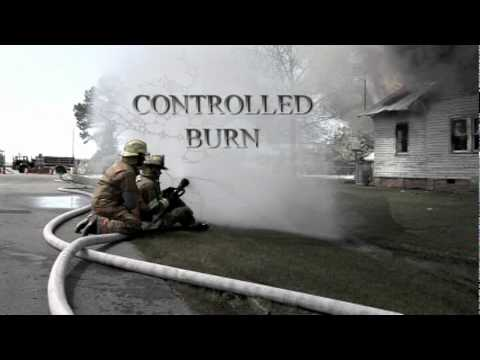 Joint Fire Department Controlled Burn