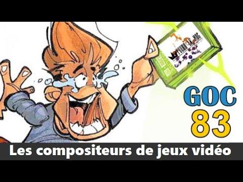 Compositeurs de musiques de JEUX VIDEO par YUUKO LE MOG - GOC 83 [ RADIO GRESIVAUDAN ]