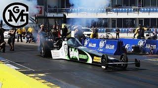 NHRA 2017 FallNationals Drag Racing - Gas Monkey Garage