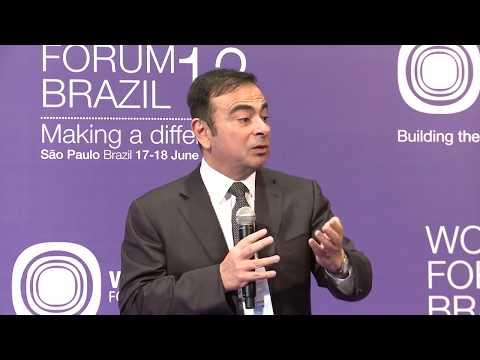 Women's Forum Brazil 2013   Almoço