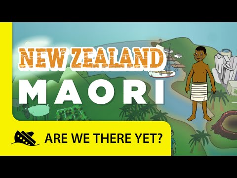 New Zealand: Maori - Travel Kids in Oceania