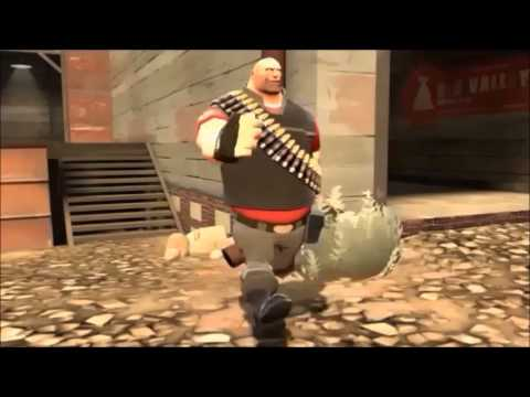 [1 hour] Heavy eats Spy: Victory dance