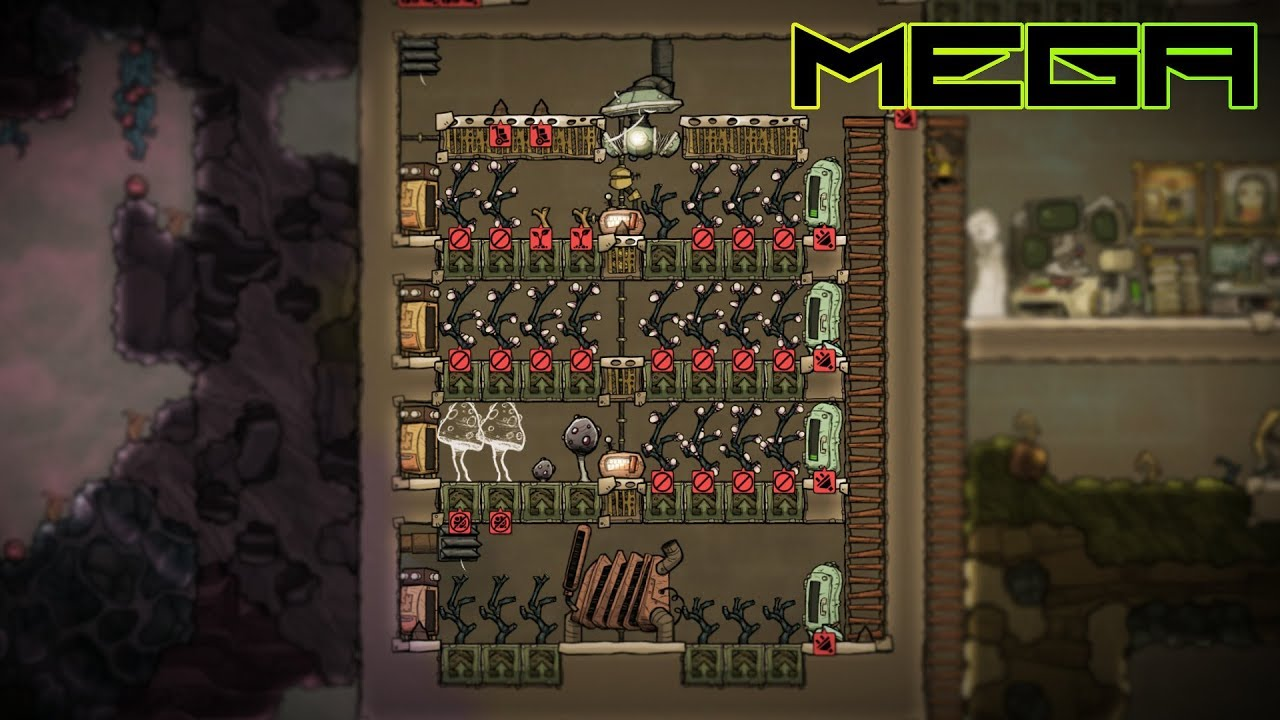 Coal Generator Farm Oil Preview Mega Base 5 Youtube