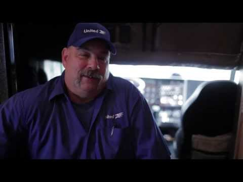 Dennis Putnam, Jr. 2012 United Van Lines Continental Fleet Van Operator of the Year