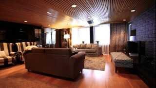 Hotel Sorsanpesä // Hotellihuoneet // Aalto Suite