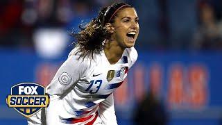 Alex Morgan on the 2019 Women's World Cup™ Draw | FOX SOCCER