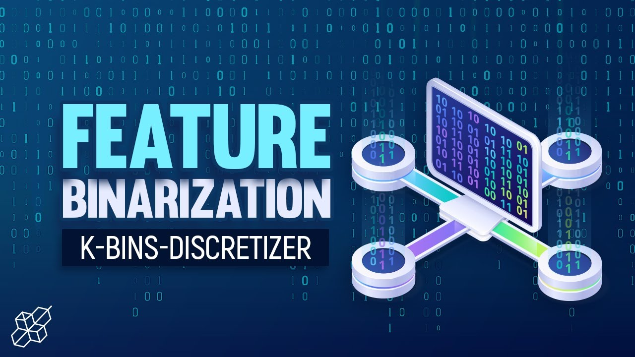 Feature Binarization Explained for Beginners | K-Bins-Discretization | Python Tutorial