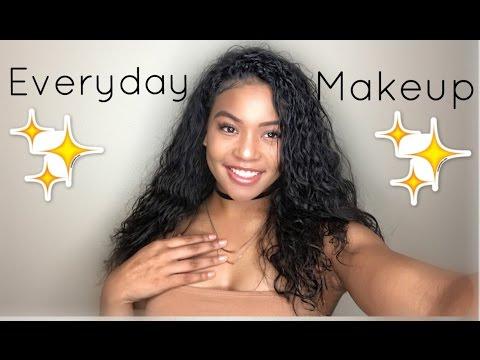 Everyday Makeup and Channel   Nikki Freeman