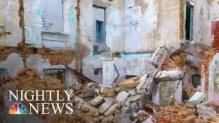 Hurricane Ravaged Puerto Rico Begins Slow Recovery | NBC Nightly News