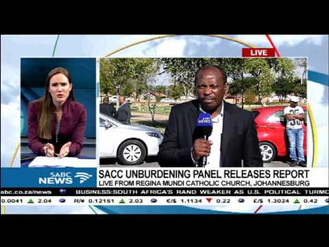 Mbongeni Muthwa breaks the SACC corruption report