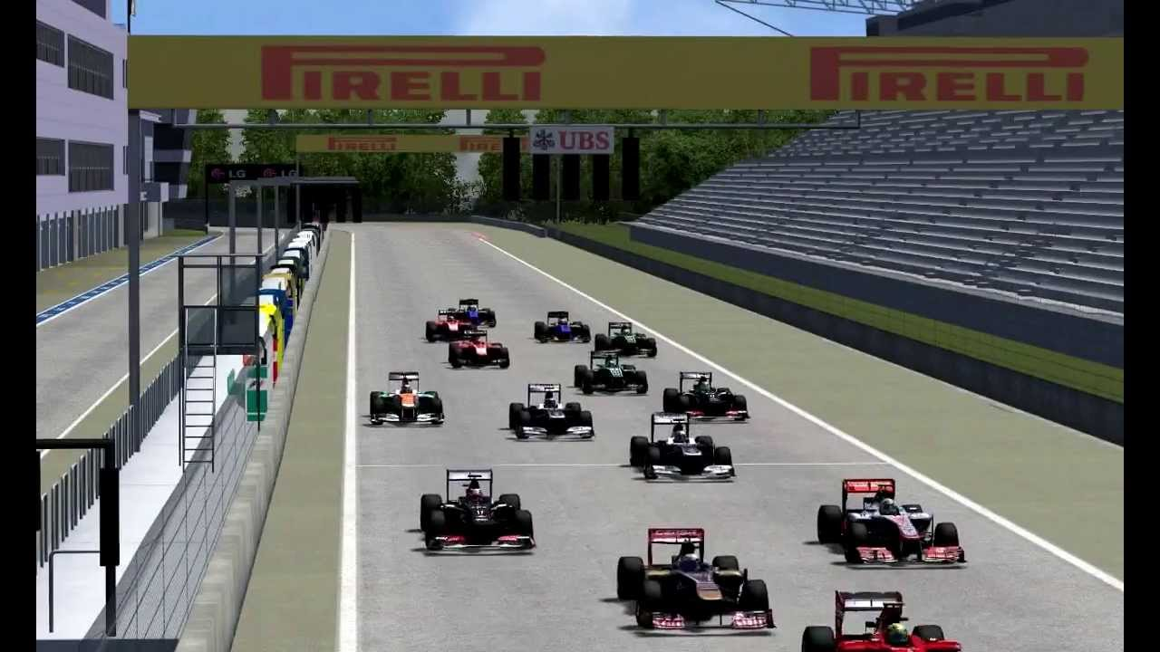 Aut dromo hermanos rodr guez simulaci n de carrera youtube for Puerta 5 autodromo hermanos rodriguez