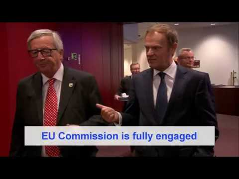 European Council - October 2016: Highlights of Day 2