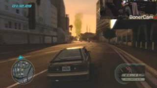 Midnight Club LA - x360 - Intro and First Races