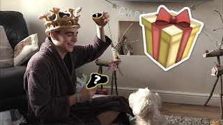 I GOT MY DOG THE BEST XMAS PRESENT EVER! {End Of Year Vlog}