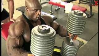 Download Ronnie Coleman   Chest workout Mp3