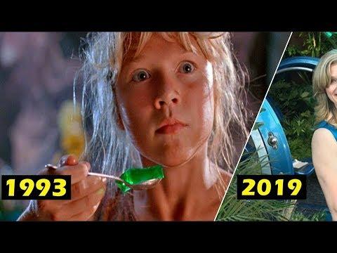 Lembra do filme Jurassic Park? Veja como os atores estão hoje!