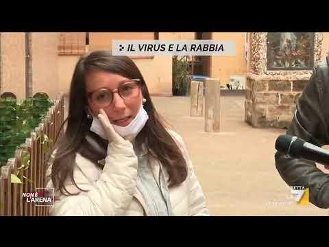 Il virus e la rabbia, il servizio da Palermo