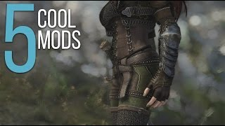 5 Cool Mods - Episode 25 - Skyrim: Special Edition Mods (PC/Xbox One)