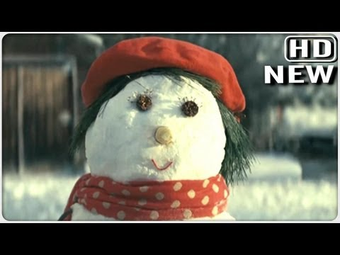 Thumbnail: Touching 2012 Christmas ad by John Lewis: Snowmen love story