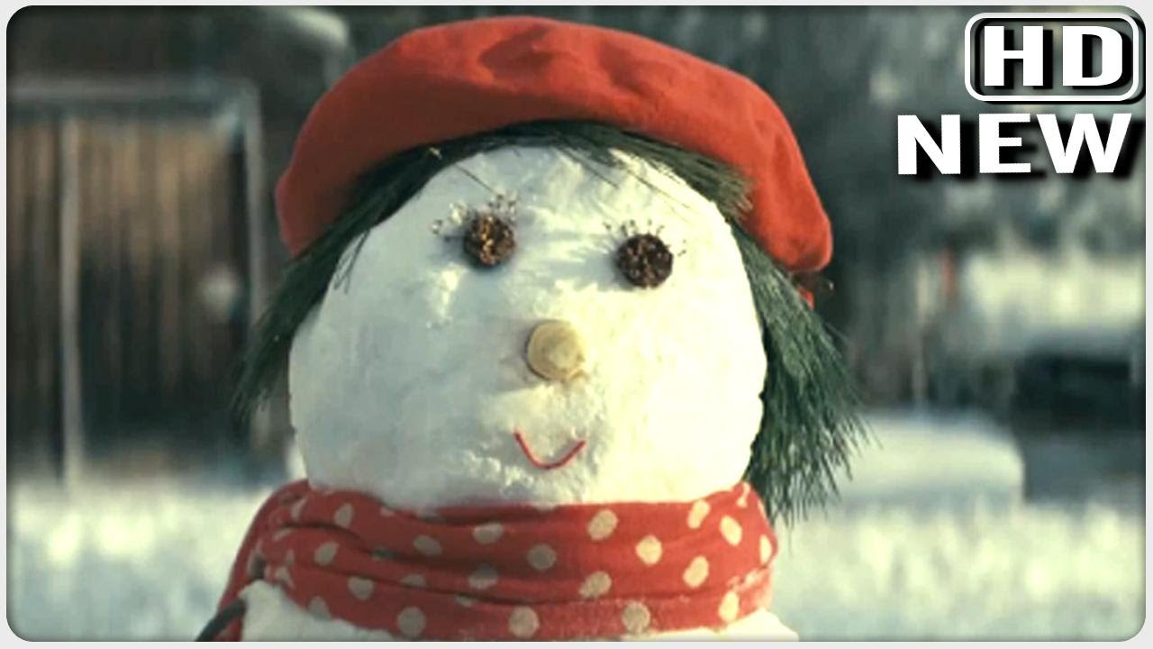 John Lewis Christmas Advert 2012.Touching 2012 Christmas Ad By John Lewis Snowmen Love Story