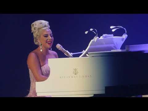 """Do I Love You & Born This Way"" Lady Gaga@MGM Park Theater Las Vegas 10/14/21"