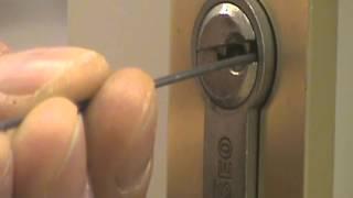 Euro Cylinder - Key on the Inside thumbnail