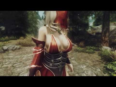 [Skyrim] Draconic Bloodline [HDTPhysics Extension]