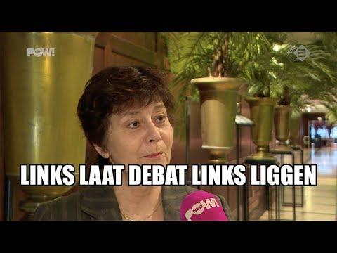 Links laat debat links liggen