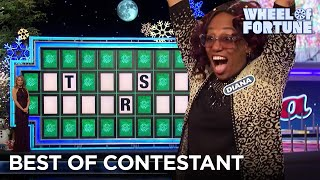 Best of Diana (12/15/20) | Wheel of Fortune