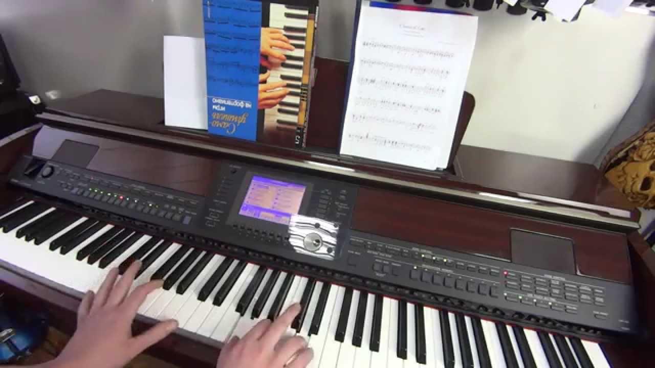 Yamaha Keyboard Keys Not Working
