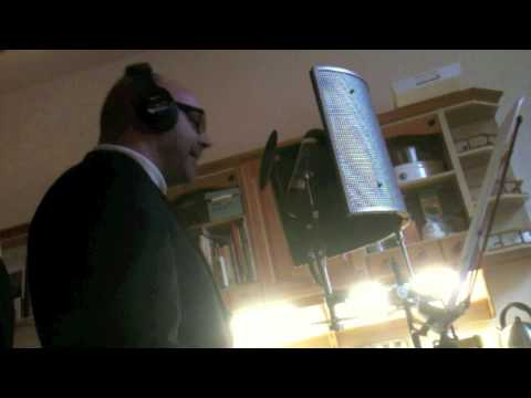 Hue And Cry New Album - Backstage Video - 'Vocal Day'
