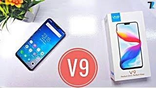 Vivo V9 - Unboxing & First Impression