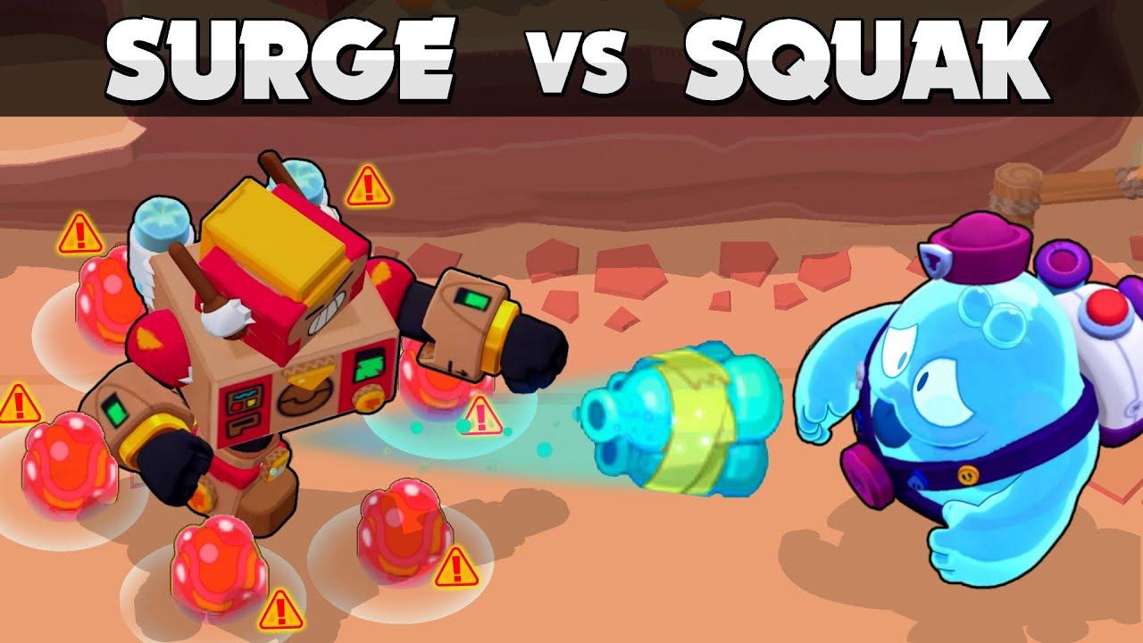 SURGE vs SQUEAK | 1vs1 | Kamikaze