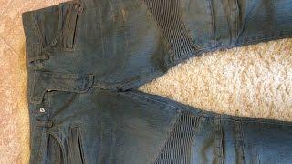 Authentic Balmain Biker Jeans Review