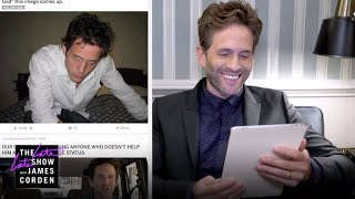 Glenn Howerton Browses r/The_Dennis For The First Time