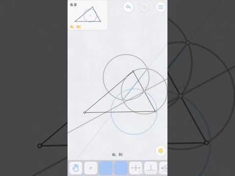 Euclidea 6.9 new (9E)