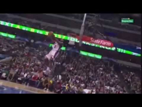 Nate Robinson – 2010 NBA Slam Dunk Contest (Champion)