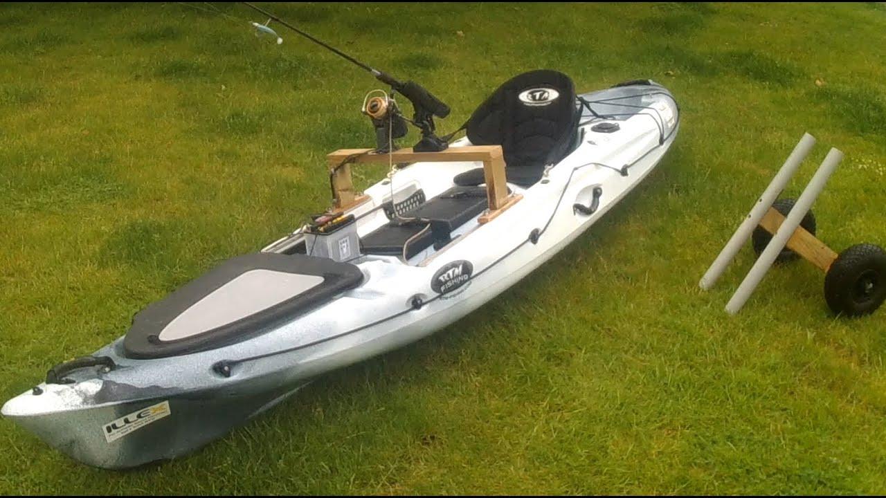 transport kayak de mer